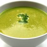 Sutrintų žirnių sriuba