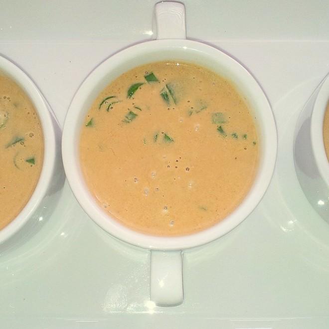 Bulvių sriuba su sūriu