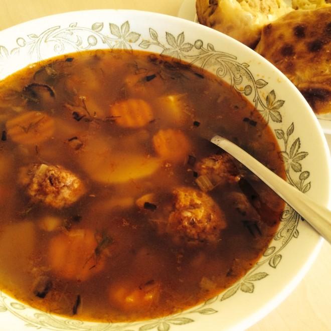 Kukulių sriuba