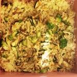 Ryžiai su daržovėm